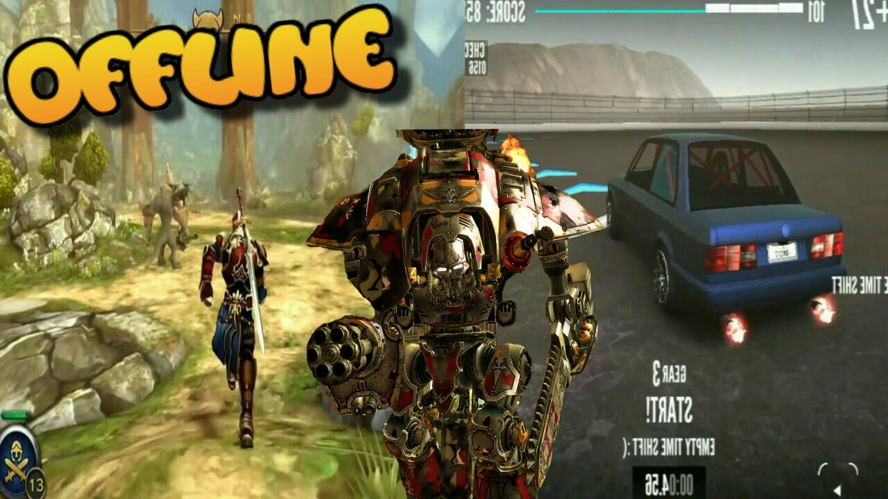 Top Best Offline Android Games
