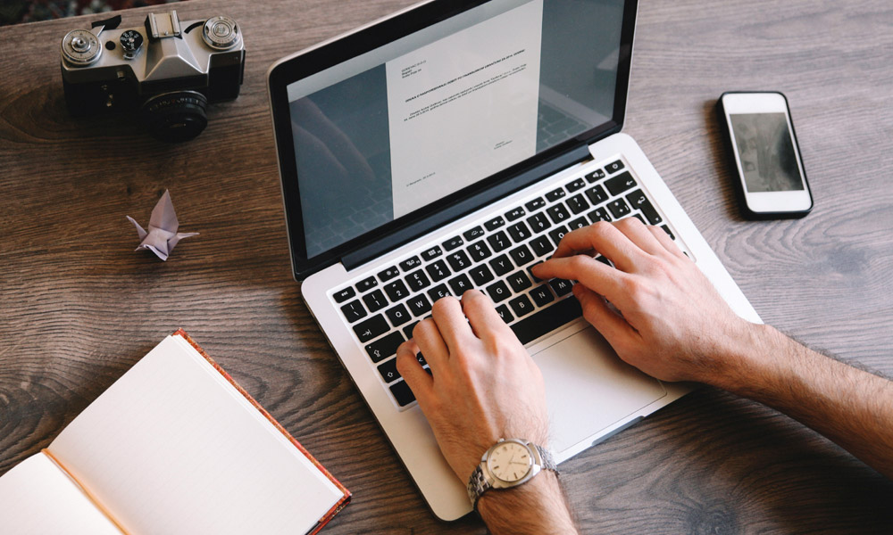 technology blogging