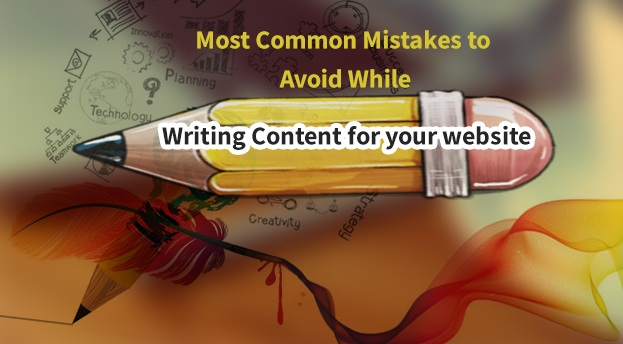 Most Common Mistakes to Avoid While Writing Content for your website