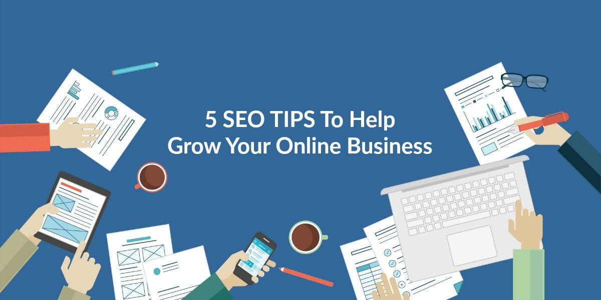 5 Simple SEO Tips for Small Business Owners