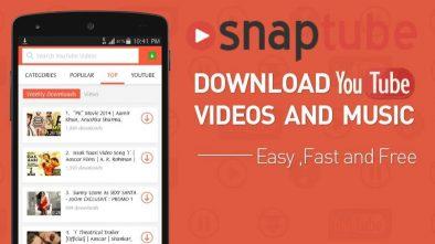 SnapTube Application