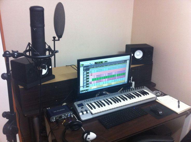 6d9276afec2700a1f03c314704c5b382 Home Recording Studio Setup Studios