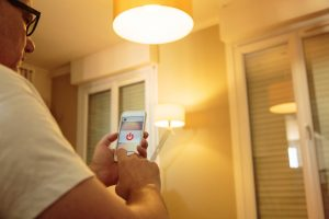 lighting control solutions with cellphone