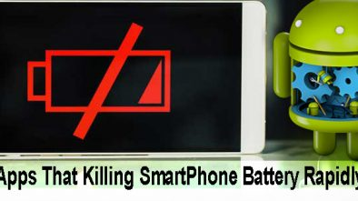 apps that killing smartphone battery