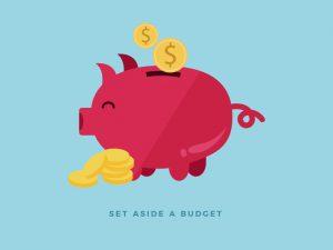 05_set aside a budget