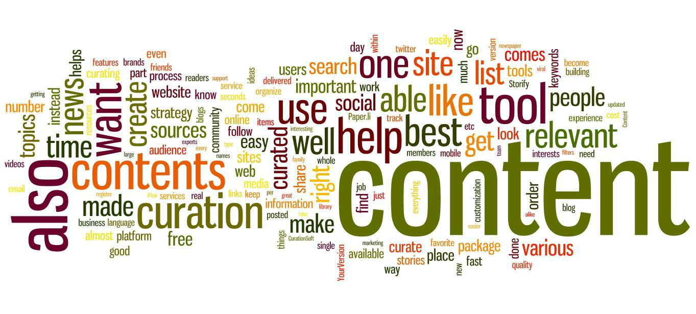 How to Make Money from Content Curation