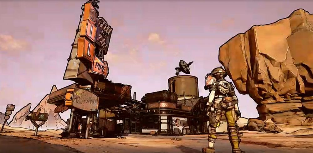 Borderlands 3 Could Be Announced in 2017
