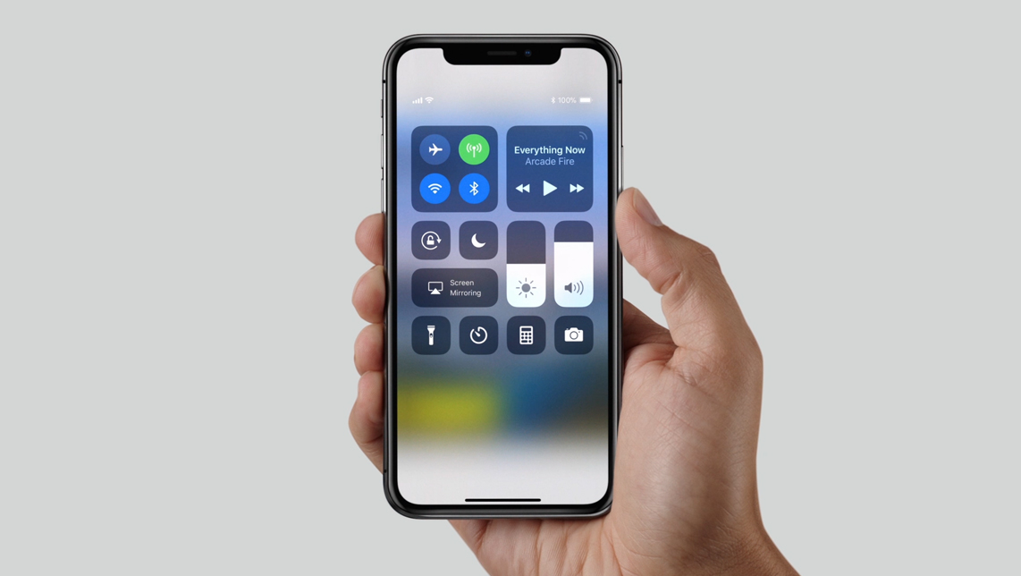 The Revolutionary Phone- APPLE iPhone X