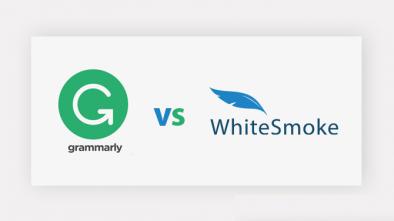 Grammarly vs whitesmoke