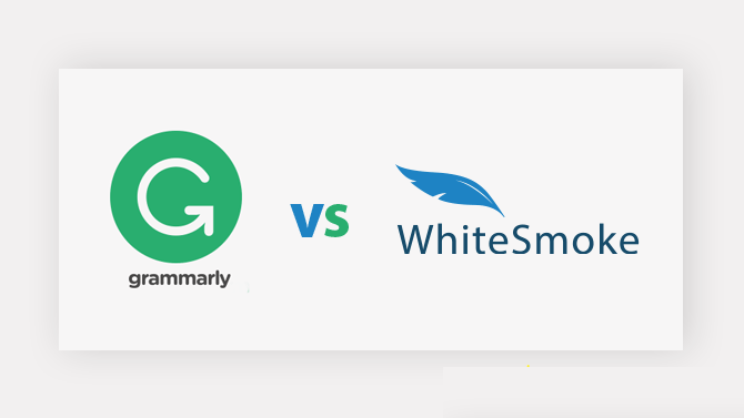 Grammarly vs White Smoke Review