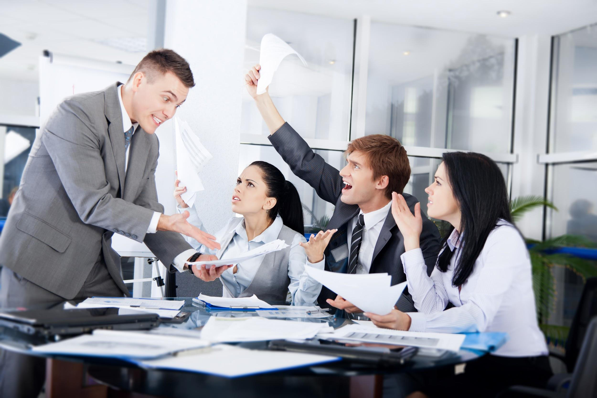How Organizations Can Avoid & Reduce Workplace Conflicts
