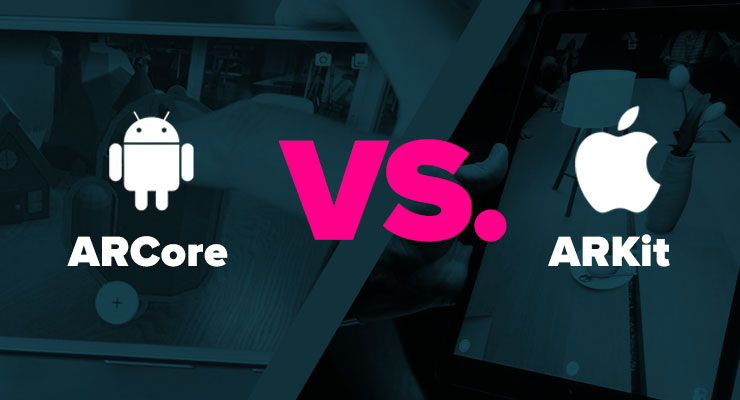 Google ARCore vs. Apple ARKit: Augmented Reality taken to next level in 2017