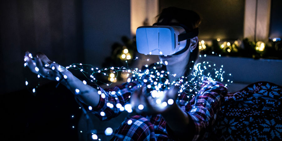 Is virtual reality a good or bad thing?