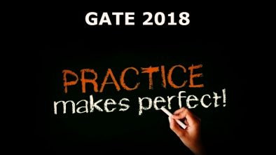 PREPARE FOR GATE