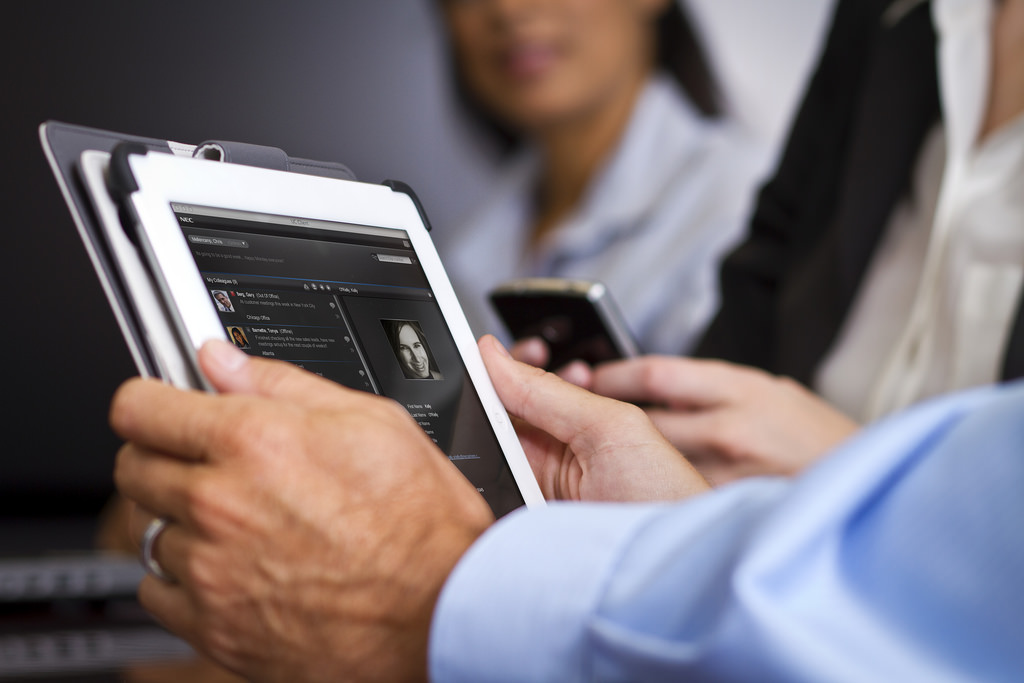 What are Mobile Enterprise Applications Actually?