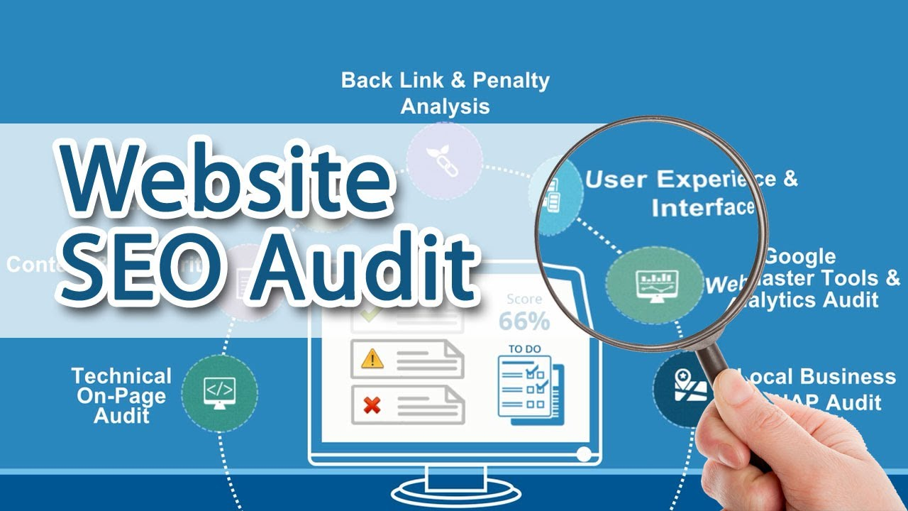 Importance of Search Engine Optimization and Website Auditing