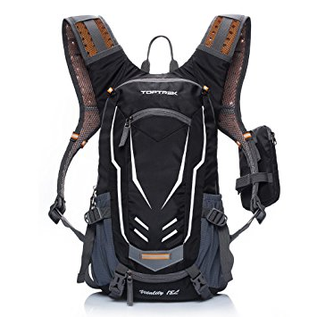 Toptrek cycling backpack