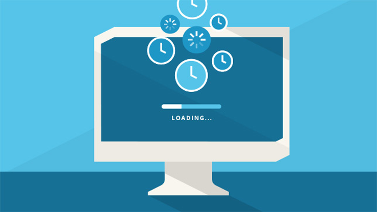 What are your website load times