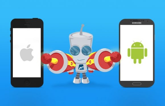 First Cross-Platform Android App Built Using React Native