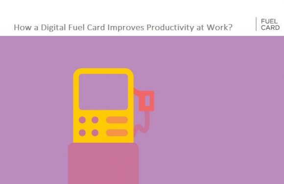 How a Digital Fuel Card Improves Productivity at Work?