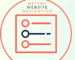 Website Better Navigation