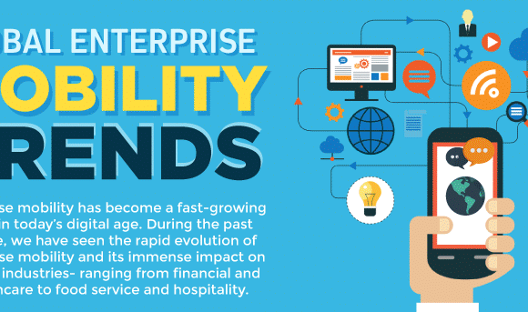 Global Enterprise Mobility Trends (InfoGraph)