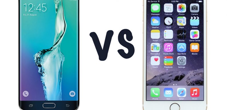 Fierce competition in the smartphone market – Samsung or Apple?