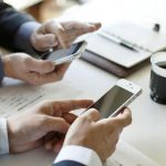 Smartphones for Business Communication