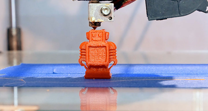 3D Printing: The New Future of Manufacturing