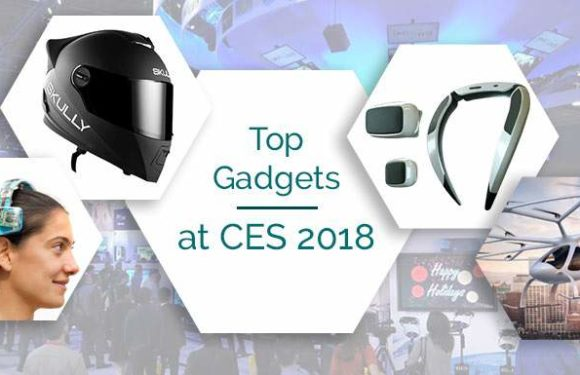 Here are the Best Gadgets from CES 2018