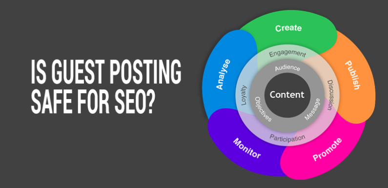 Is Guest Posting Safe for SEO?