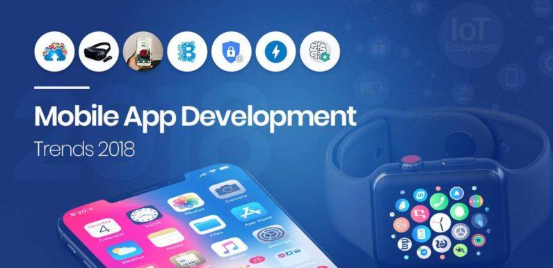 Android App Development Trends 2018