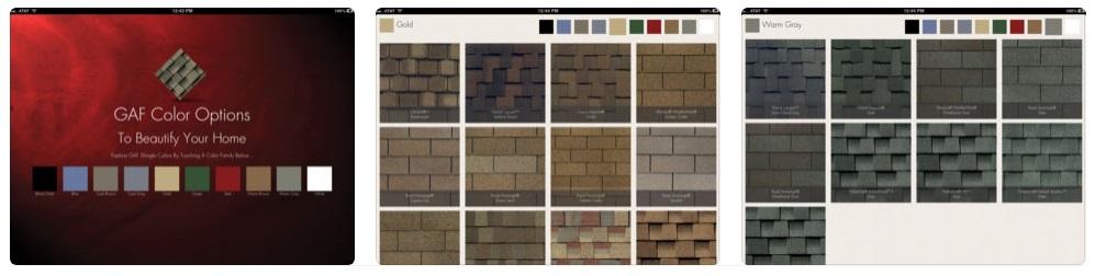GAF-color-options