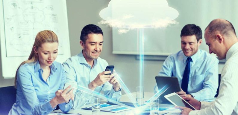 Impact of Cloud Computing on Employees