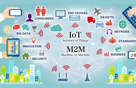 IoT vs M2M – Market share in India