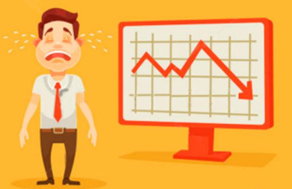 5 Slips Causing a Sudden Drop in Website Ranking