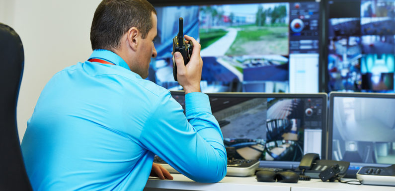 Why do you Need Surveillance System When Hiring Security Personnel is Affordable?