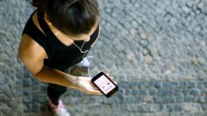 wellness and fitness app