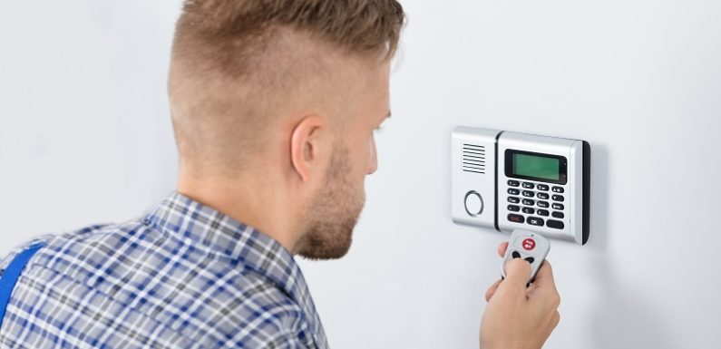Why Get Home Alarm Installation from Expert Professionals?