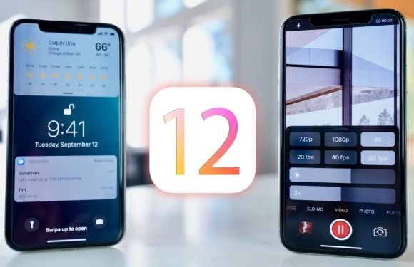 Apple Introduces iOS 12 – Seven Key Features to Know