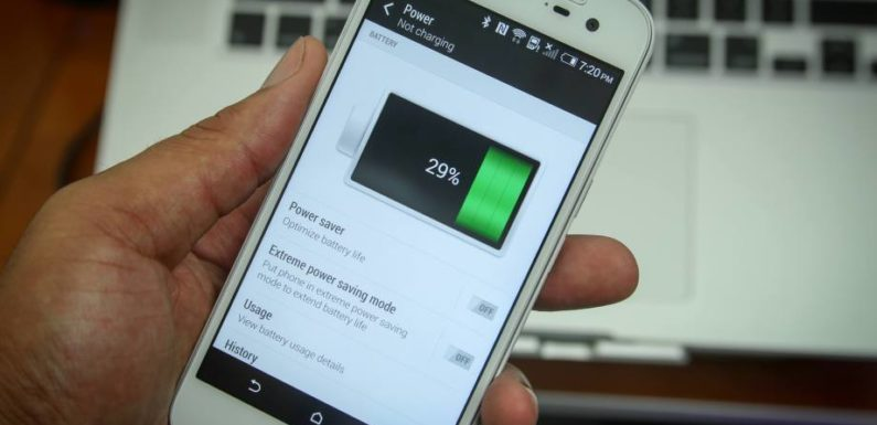 The Smart Way to Keep the Smartphone Battery Last Longer