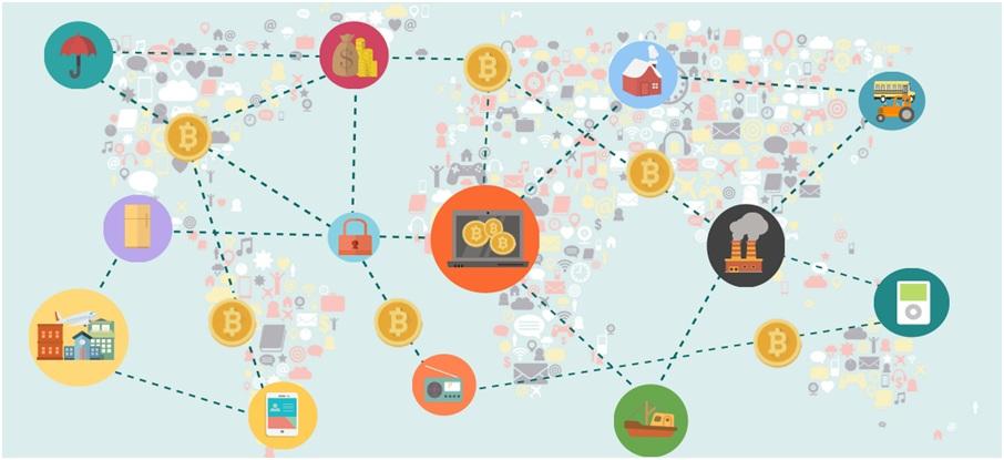 Bitcoin using Blockchain