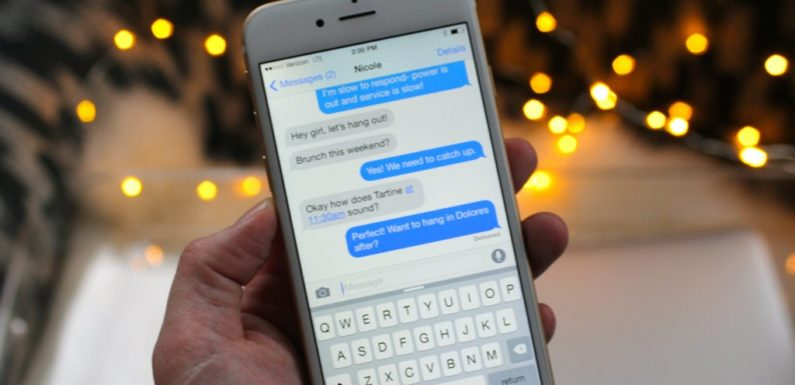 5 Quick Ways To Regain Your iPhone Messages With Dates and Times