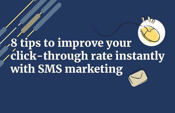 8 Tricks to Enhance your Click-Through Rate with Text Marketing (Infographic)