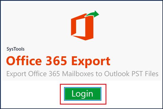 Office 365 Export Login