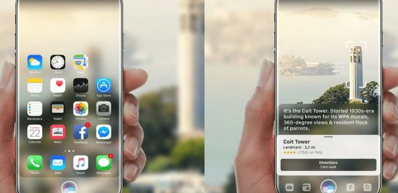 The Future Role of Augmented Reality iPhone