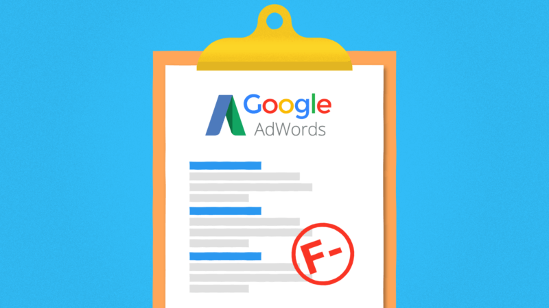 Google Ad Quality Score