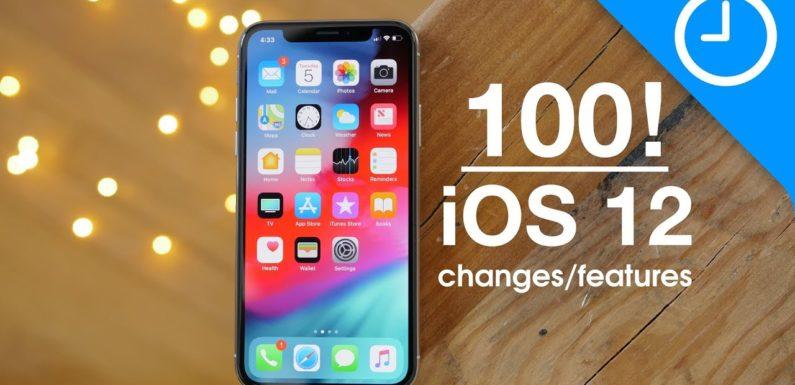 Time To Delve Into New iOS Twelve!