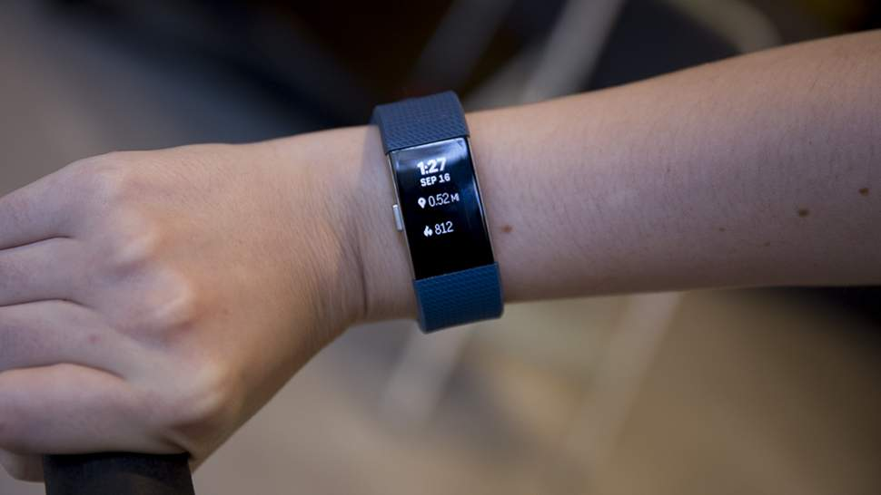 Fitbit Charge 2 Fitness Tracking Watch