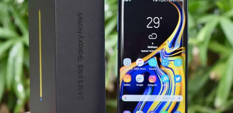 Samsung Galaxy Note 9 review: Undoubtedly the best device to put your hands on
